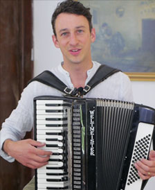 Welcome To Accordion Love - Start Learning The Accordion Now!